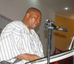 Dr Osei Darkwa