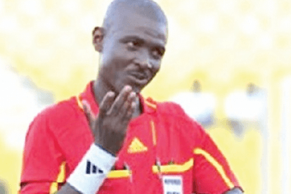 Referee Joseph Lamptey's life ban harsh – Commey