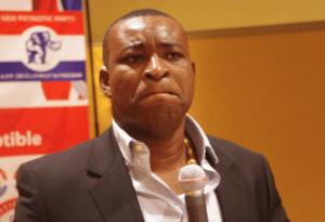 Ashanti NDC urges Chairman Wontumi not to divert attention