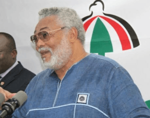 Rawlings calls for a disciplined society to sustain good governance