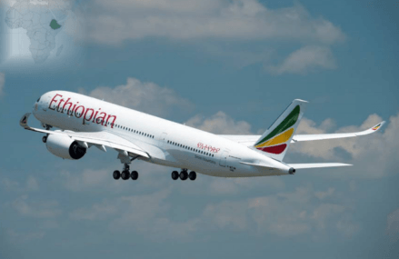 Ethiopian Airlines finally flies to Antananarivo