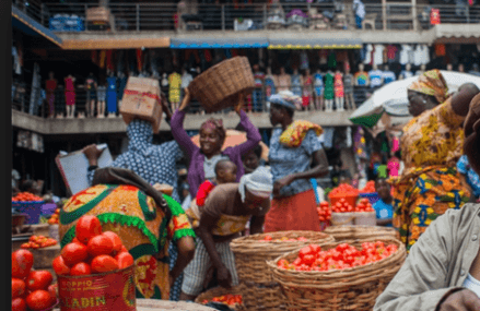 Ghana inflation inches up to 11.7% in November