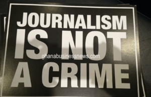 IFJ unhappy with 'legal threats' against Ghanaian media