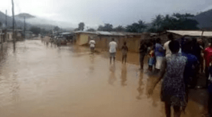Government commits GH?200m to tackle flooding