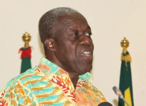 Kwesi Amissah-Arthur - Vice President