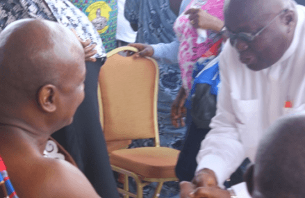 We have hope in President Akufo-Addo – Togbe Afede