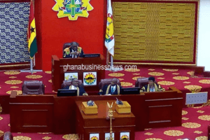 Ghana Parliament passes Novel Coronavirus (COVID-19) National Trust Fund Bill