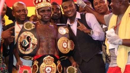 Emmanuel Tagoe to face Mendes Zapata onSeptember 2