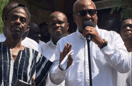 The shock of 2016 election results still in mind – NDC
