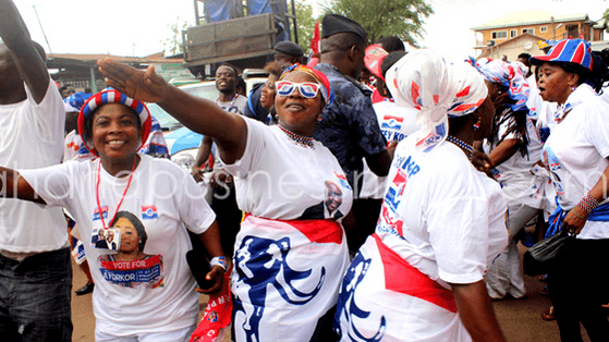 NPP Deputy National Women Organizer expresses appreciation