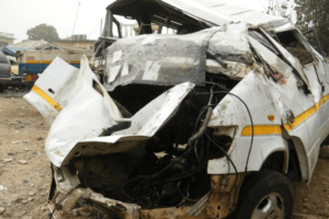 Central Region records increase in road traffic deaths in half a year