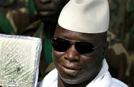 The man Yahya Jammeh