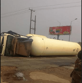 Timely intervention of fire officers prevents gas disaster