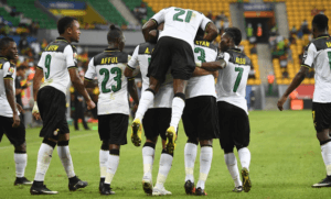 Ghana names squad for Kenya clash