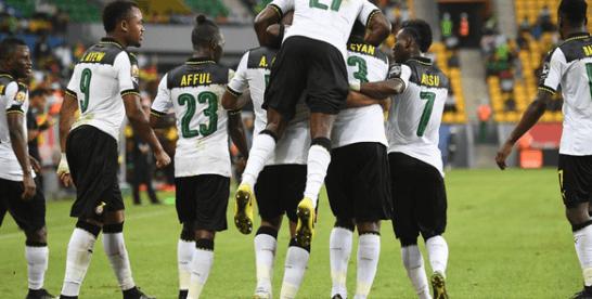Black Stars advance to quarter-finals at AFCON 2017