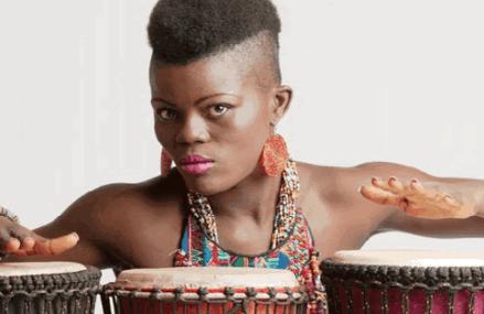 Wiyaala partners King Ayisoba