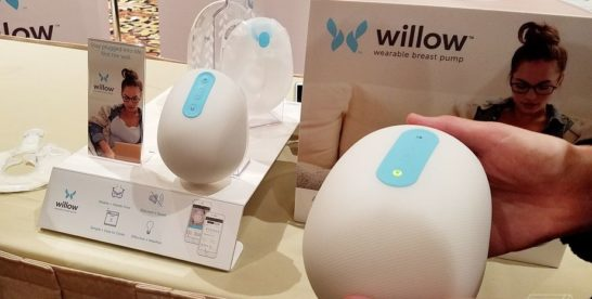 Wireless breast-pumping device for breast feeding mothers unveiled at CES