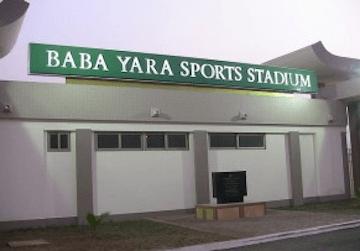 Ministry bans activities on Baba Yara Stadium pitch