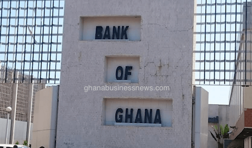 Bank of Ghana cancels shareholdings of four institutions in ADB