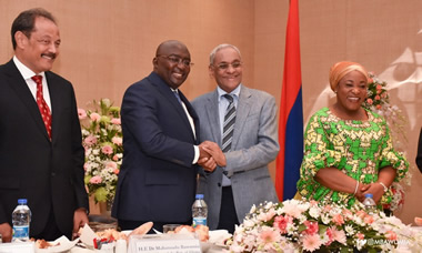 All the agreements Ghana signed with Mauritius including exchange of nurses