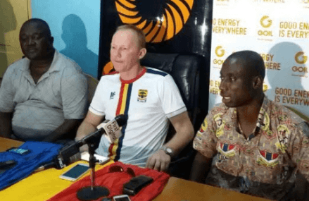 Ghana football is very competitive – Frank Nuttal