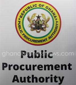 PPA unveils public procurement database registration portal