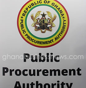 Public Procurement Authority launches Unit Cost of Infrastructure Budget Estimate Tool