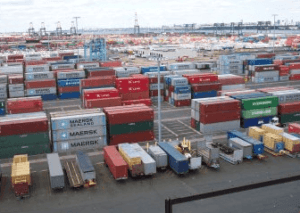 Dredging work begins on Ibsitek, GPHA multipurpose container terminal