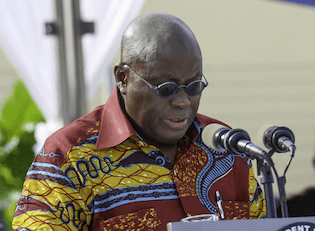 President Akufo-Addo calls for protection of judicial system