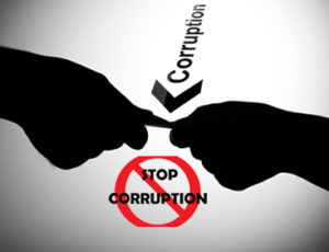 It's time to report corrupt acts – GACC
