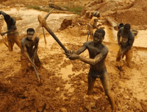 Illegal mining polluting underground water sources in Ghana – CWSA