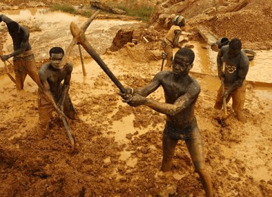Illegal miners in Tarkwa-Breman vow to vote against MP