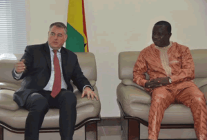Ghana And France To Deepen Collaboration In Maritime Security