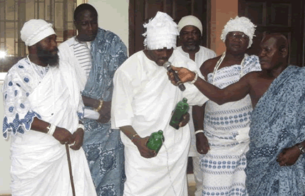Ga Traditional Council outlines Homowo activities