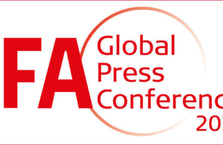 IFA Global Press Conference 2017 goes to Lisbon