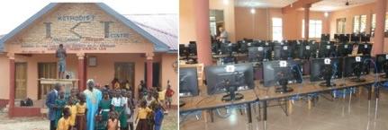 Abesewa D/A JHS gets ICT centre