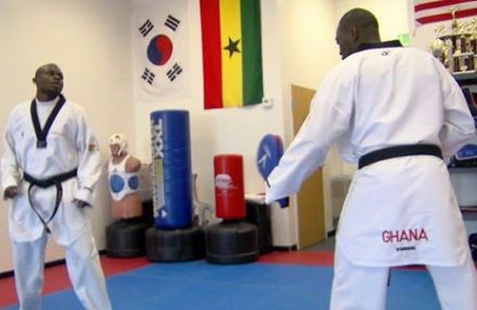 Ghana grabs six medals at first Taekwondo International competition
