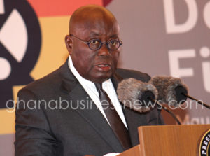 Akufo-Addo stresses national unity as he begins second term