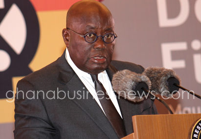 Address financial sector challenges forcefully – President urges Bank of Ghana