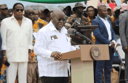 Full text: Nana Akufo-Addo's May Day Address