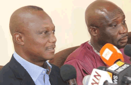 Appiah finally unveiled as Black Stars Coach