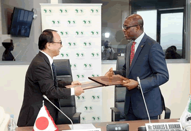 AfDB, Japanese government sign $300m agreement to finance private sector in Africa