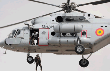 Commander reveals untapped investment opportunities in Ghana Air Force