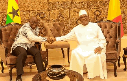 Ghana and Mali commit to strengthen ties