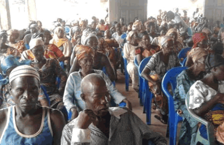 LEAP beneficiaries appeal for increment in grant