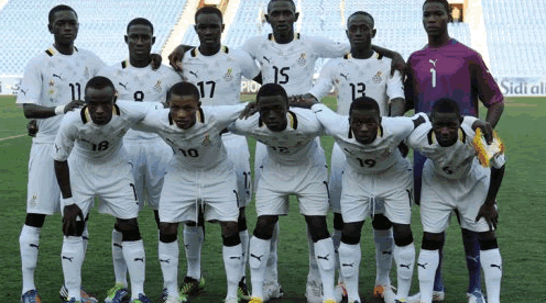 Starlets bow out of FIFA Under-17 World Cup