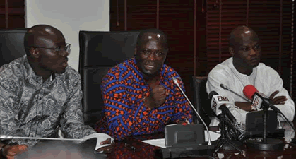 NDC Caucus calls for interdiction of BOST boss and probe into fuel contamination