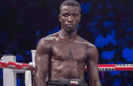 Ghanaian boxer promises to clinch world title