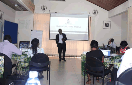 WACSI builds capacity of CSOs to engage media