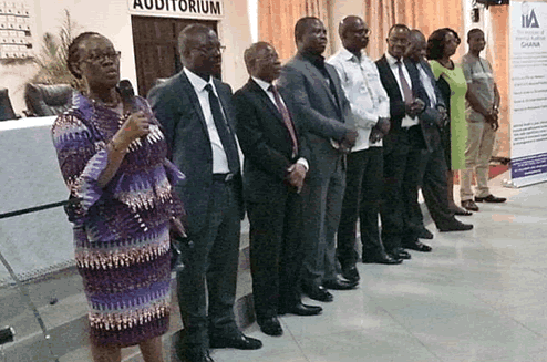Institute of Internal Audit Ghana elects new Governing